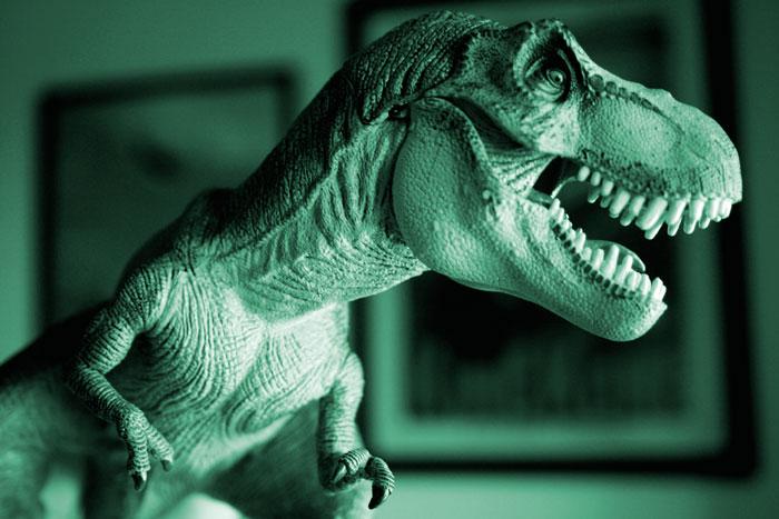 t-rex-green