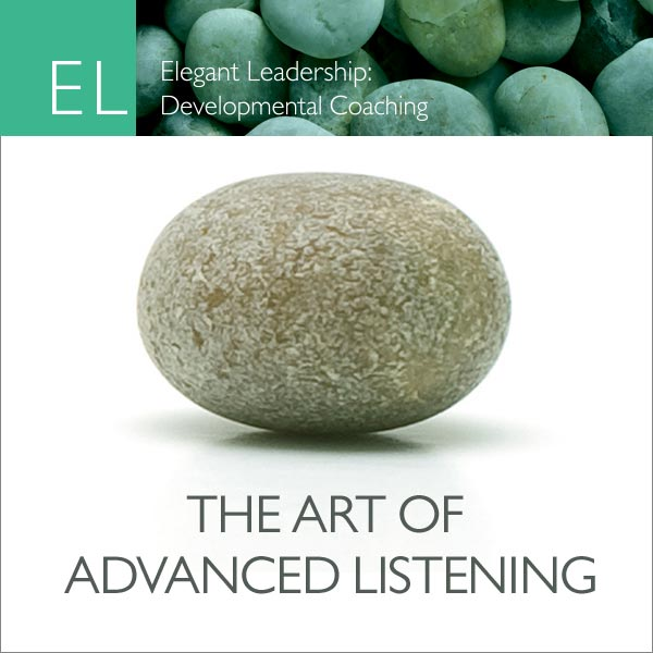 The Art of Advanced Listening Cover Art